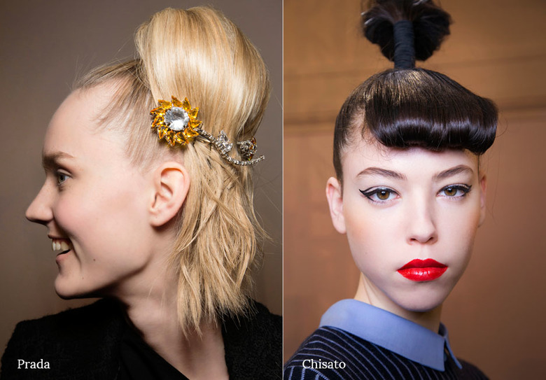 fashion trends hairstyle